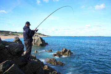 Sea Angling for Beginners - Rod Types float