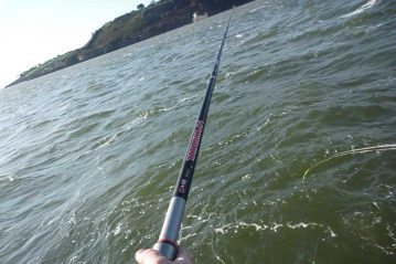 Sea Angling for Beginners - Rod Types long match