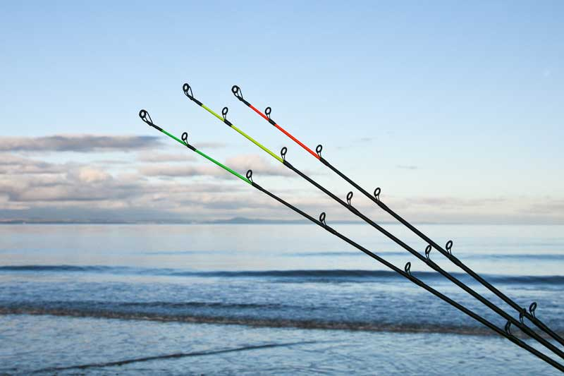 Sea Angling for Beginners - Rod Types multi-tip