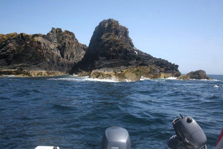 manx fishing festival rocks