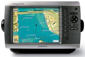 small boat electronics gps