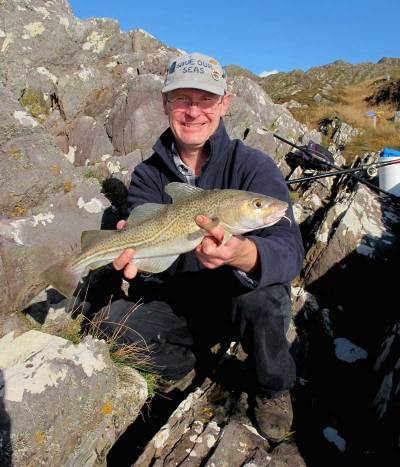 An Irish Angler's Year cod