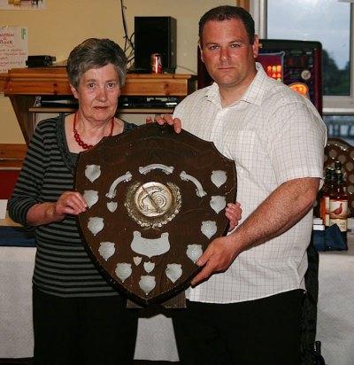 Western Isles champion Gillie MacKenzie