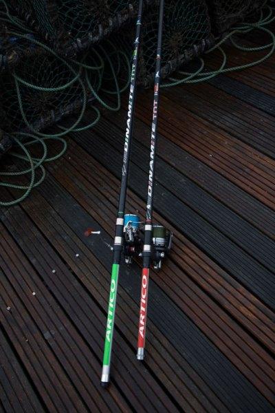 Artico Dinamite TNT boat rods