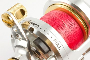 Fin Nor Marquesa MA12 lever setting