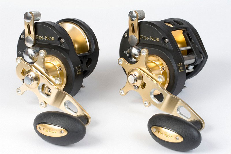 Fin Nor Offshore OFL16 and OFC16H Reels