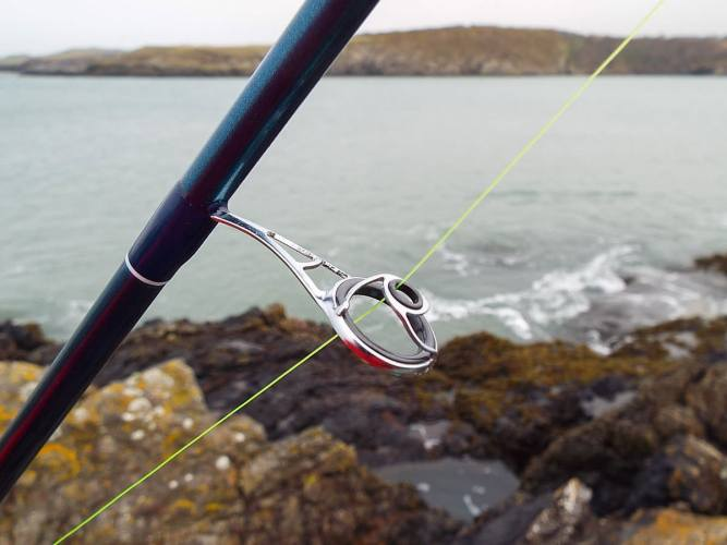 St Leger Renegade Spinning Rod microwave guide