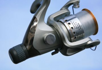 Stillwater Rapid HR300 Reel right view