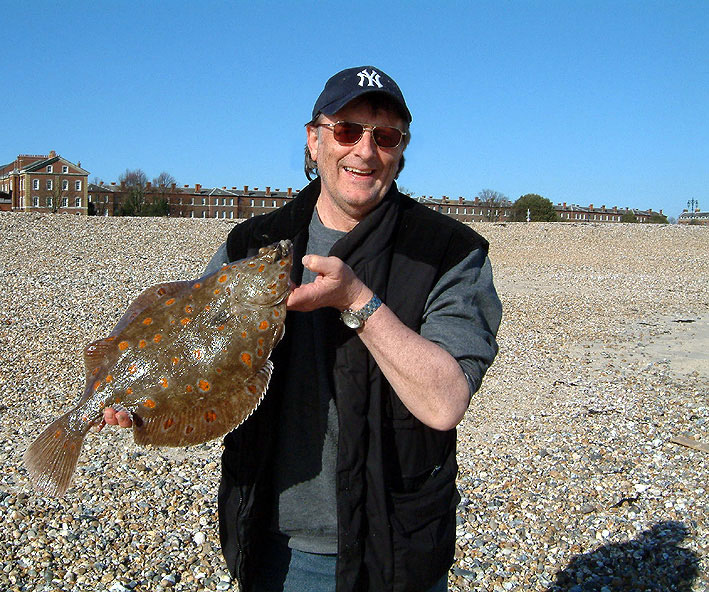 species ID plaice
