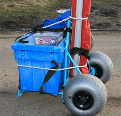 tackle trolley