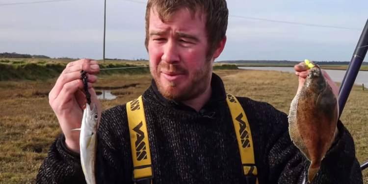 fishing the river blyth