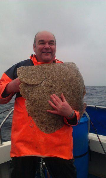 shetland turbot
