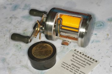 Pflueger Trion 66 upgrade