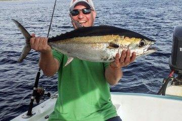 fihsing in Mexico tuna