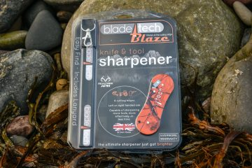 The packaged Blade Tech G2 sharpener
