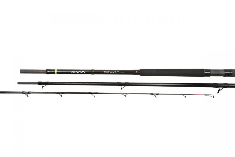 Daiwa Tournament Boat rod three sections
