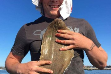 Harrison's boat caught sole