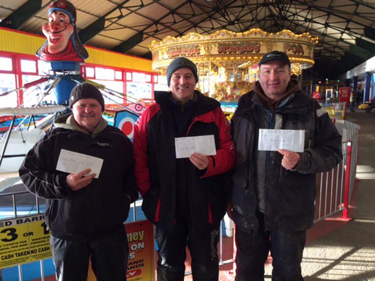 walton pier winners