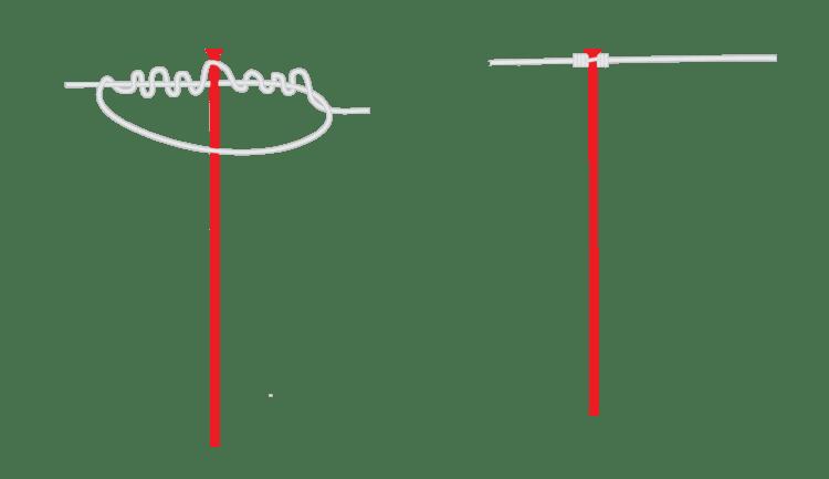 bristle booms trace end