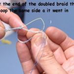 Step 8 - Joining Mono To Braid With The Albright Knot