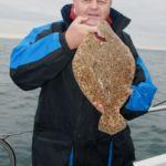 Weymouth plaice fishing Supernova brill