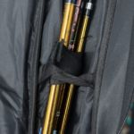 double compartment quiver internal strap