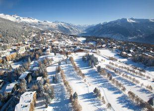 Crans-Montana-ski