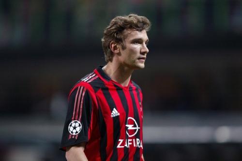 Andriy Shevchenko S Iconic Moments For Ac Milan Chelsea And Ukraine Planetsport