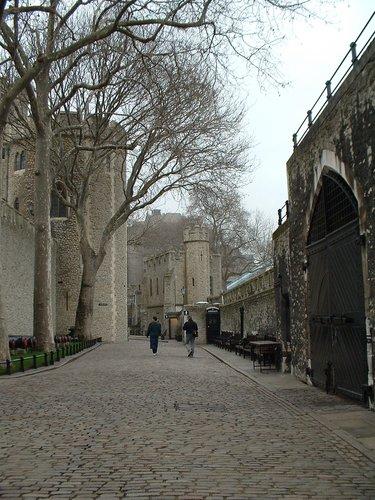 London cobble stones