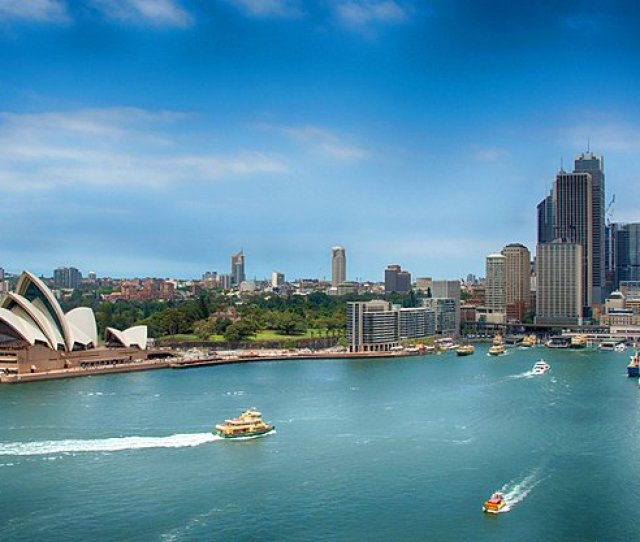 Sydney Sydney Sydney The Capital Of Nsw