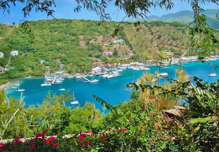Soper's Hole, Tortola