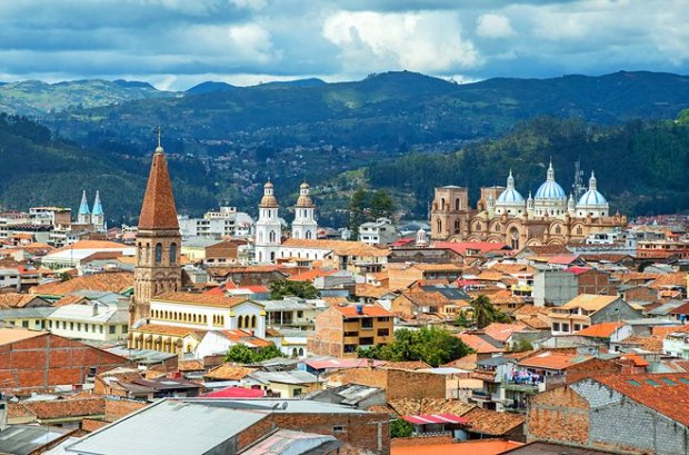 ecuador destinations