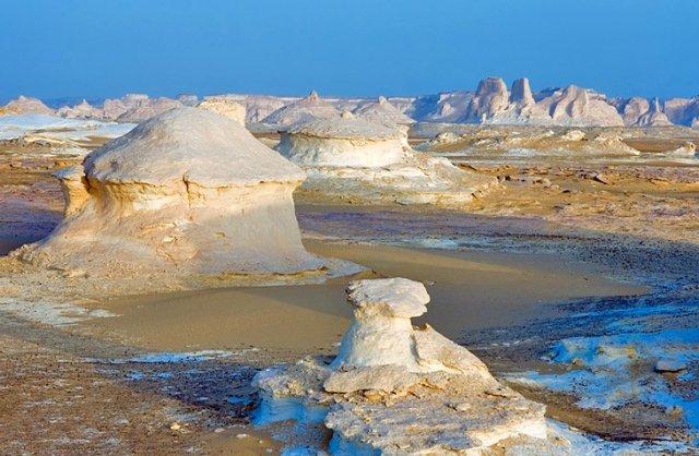 Egypt White Desert