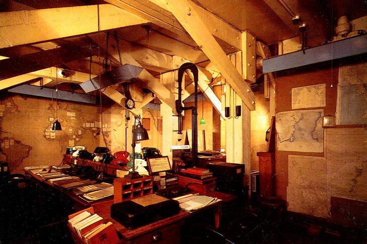 Churchill's War Rooms