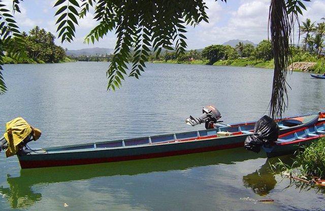 Navua River, Viti Levu