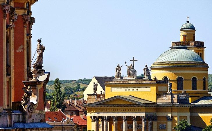 что посмотреть рядом с Будапештом