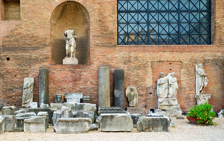 Terme di Diocleziano (Baths of Diocletian National Museum)