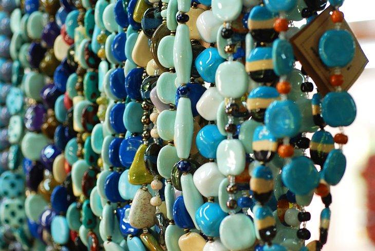 Kazuri Beads Factory Tour