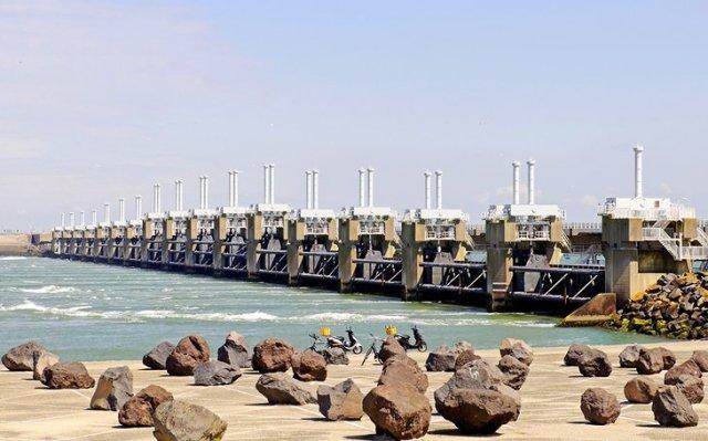 Cosa vedere nei Paesi Bassi Le dighe spettacolari della Zelanda