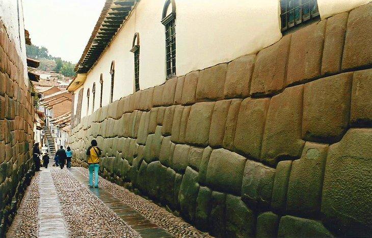 Peru Gezilecek Yerler Cusco'nun Mimari Hazineleri
