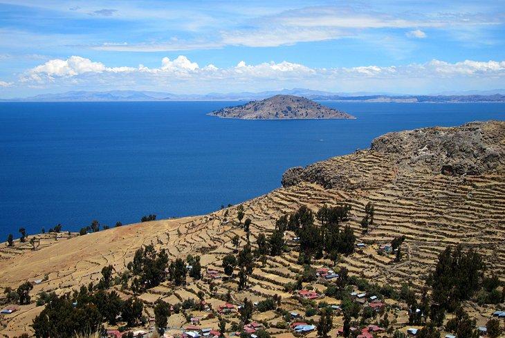 Peru Gezilecek Yerler Titicaca Gölü