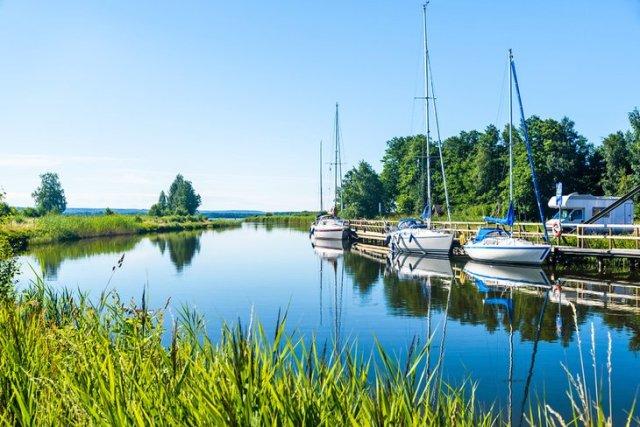 The Göta Canal