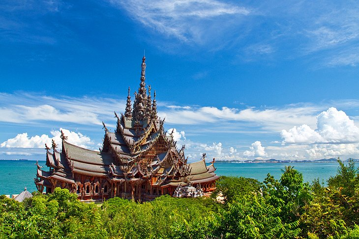 Pattaya Thailand Attractions