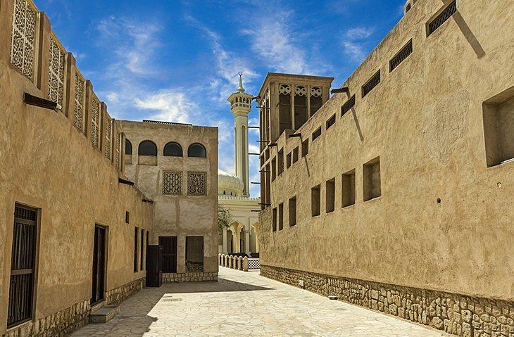 Bastakia (Old Dubai)