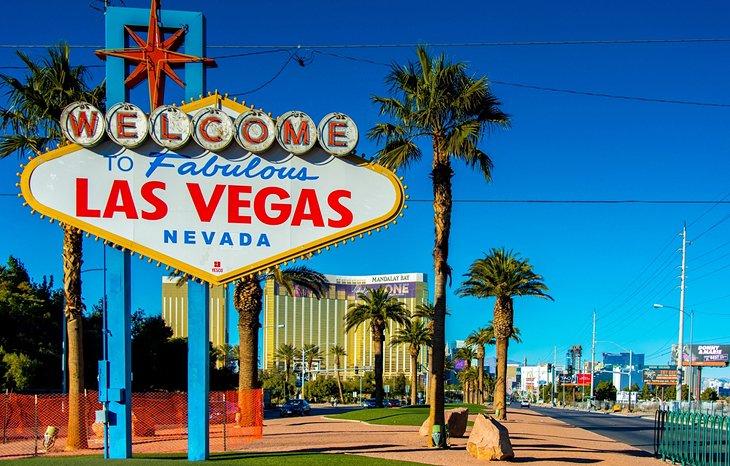Las Vegas Glittering Lights