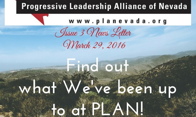The PLANista – March 2016
