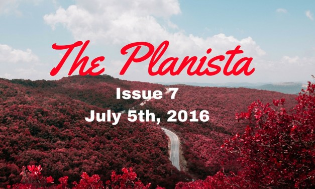 The PLANista – July 2016