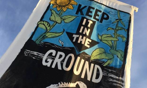'Keep it in the Ground' trial postponed, but we'll be back!