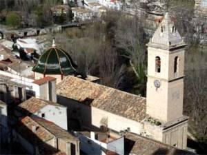 Iglesia Alcalá del Júcar