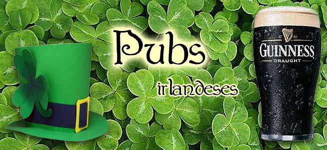 Pubs Irlandeses en España